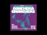 Various  Bonehead Crunchers Vol 3  Boogie Slices Of Fuzzed-Out Proto-Punk Madness From UK 1970-75