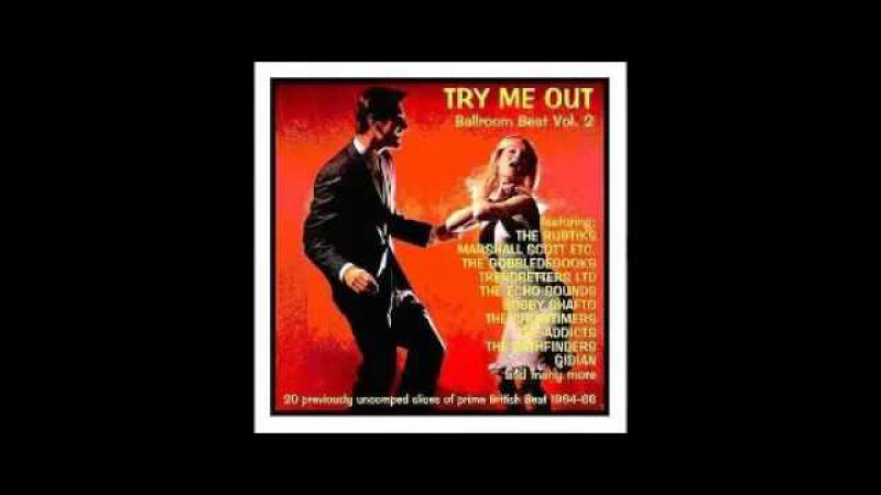 Various – Try Me Out, Ballroom Beat Vol 2 : 60's Garage, Mod Slices Of Prime British Beat Music