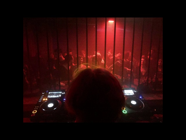 DJ Hell at Tresor Berlin - 20 Years Gigolo Records Anniversary - New Wave Rave Festival