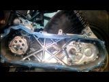 Продвижение по предпродаже,трансмиссия и мойка мотора Часть №5