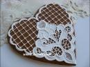 Айсинг. Роспись пряников, имбирного печенья глазурью. Глазурь для печенья. Мастер-класс