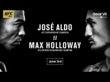 Samsung Gear VR: UFC 212 - Aldo vs. Holloway