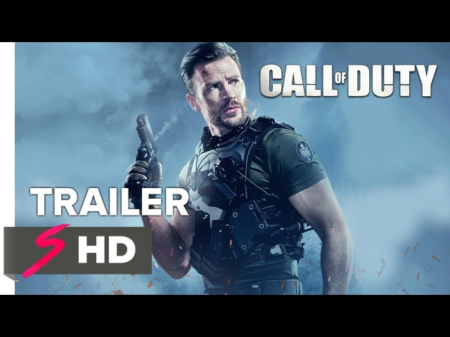 CALL OF DUTY Movie Teaser Trailer Concept - Chris Evans HD (Fan Made)