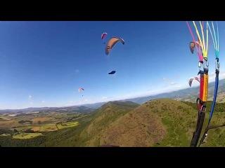 New CRASH compilation 2016, paragliding fail
