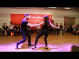 Ben Morris &amp Torri Zzaoui - Swingtzerland 2017 Champions Jack &amp Jill 1st Place