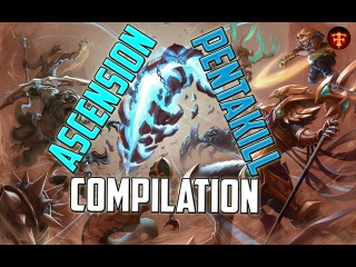Ascension Pentakill Compilation | Fizz Jax Darius Riven and More | League of Legends Season 6