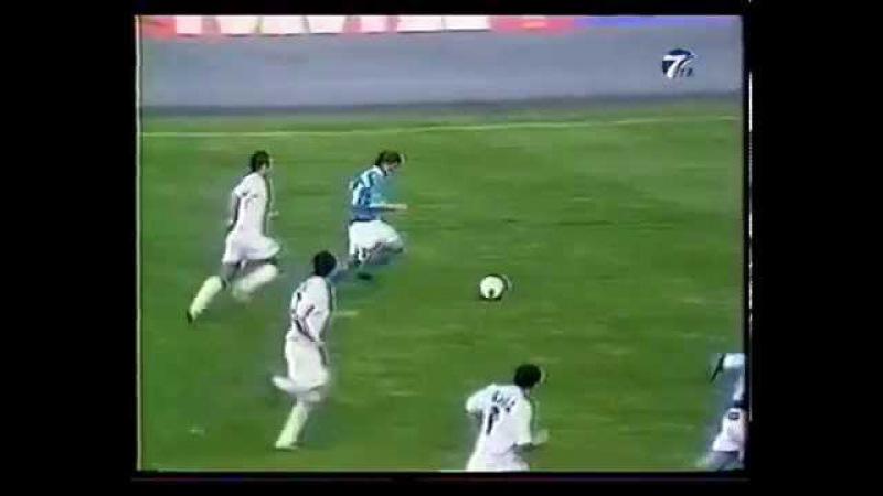 Алания 1-0 Зенит / 24.07.2002 / Премьер-лига
