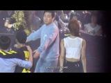 160806 JYP NATION hands up TWICE 子瑜 쯔위(TZUYU)focus by BAIDUTZUYUBAR