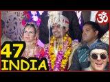 ИНДИЙСКАЯ СВАДЬБА 1. Как это в Индии Шведский стол и танцы ИНДИЯ 47