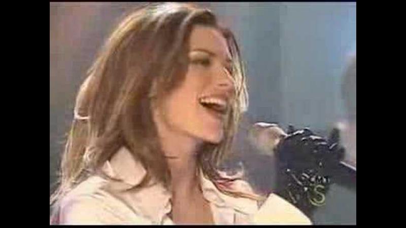 1999-11-15 - Shania Twain - When (Live @ TOTP)