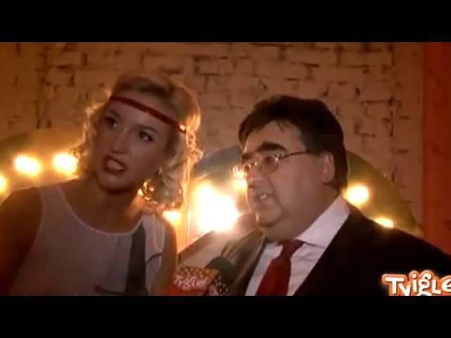Видео. Бузова Митрофанову «Леша, я хочу петь!». Хорошее качество смотреть
