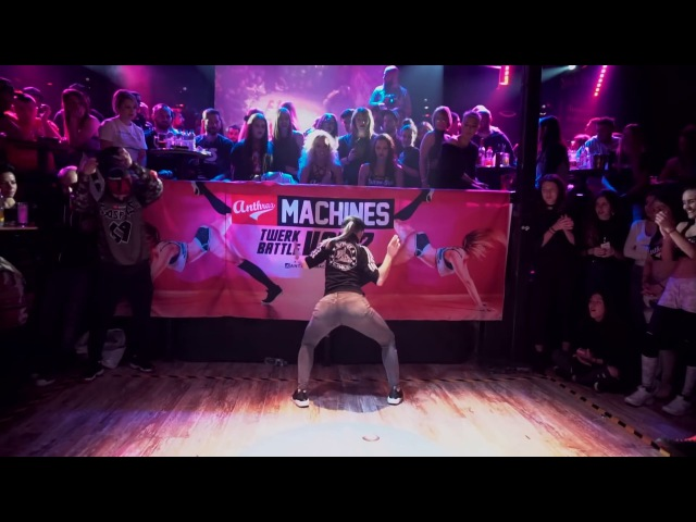 ALEKSANDRA TUNCHIYU (CORFU) TWERK JUDGE SOLO - TWERK BATTLE VOL.2