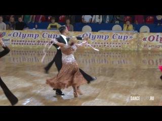 Emanuel Valeri - Tania Kehlet, DEN, Final English Waltz