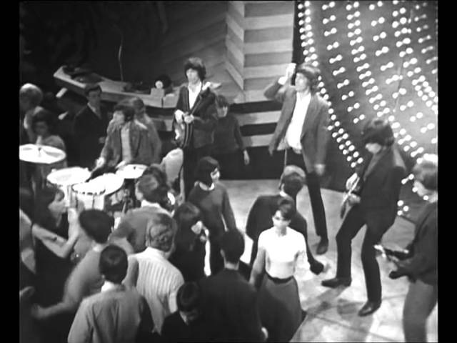 Rolling Stones - 19th Nervous Breakdown TOTP 1966 *Rediscovered Footage* RESTORED
