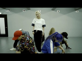 HYOYEON (효연) - Wannabe (feat. San E) Dance Practice (Mirrored)