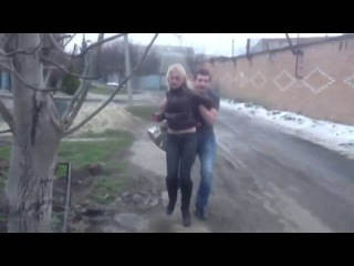 Кинул проститутку в мусорный бак
