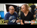 Cage The Elephant Interview at Lollapalooza 2017
