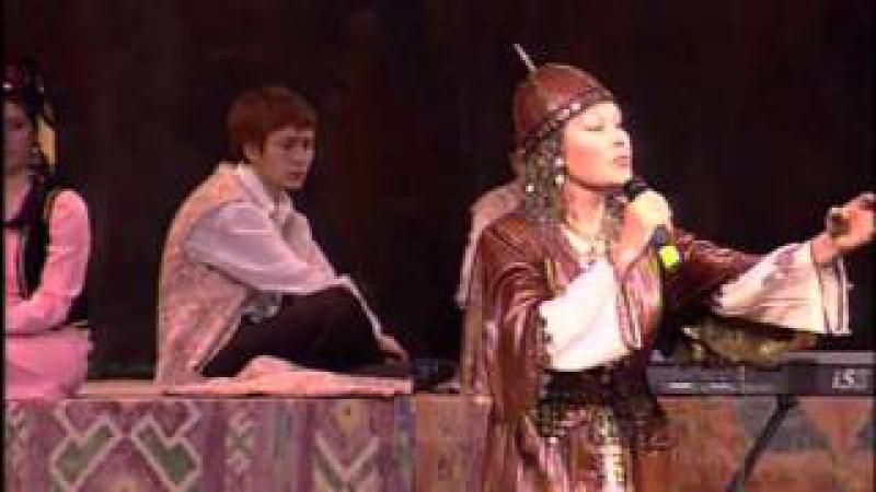 Volga Tatar folk song: