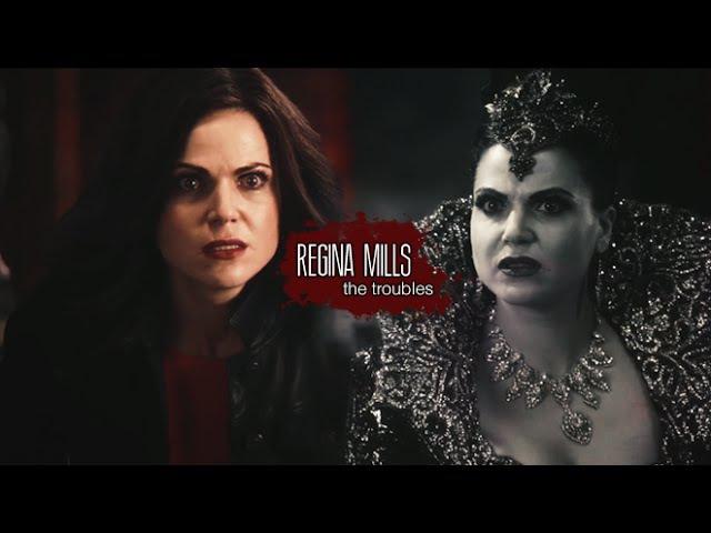 Regina mills || the troubles [5x23]