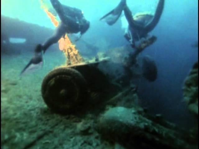 14 - Одиссея Жака Кусто - Лагуна затонувших кораблей 14 - jlbcctz ;frf recnj - kfueyf pfnjyedib[ rjhf,ktq