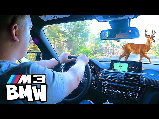 6 ЧАСОВ ПУТИ Challenge НА BMW m3 ИЗ ЛОС-АНДЖЕЛЕСА В ЛАС-ВЕГАС ВЛОГ