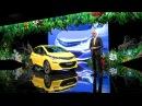 2017 OPEL AMPERA-Е new push: flagship SUV