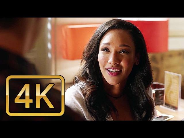 The Flash 3x01 Barry iris - Part 2 (Ultra-HD 4K)