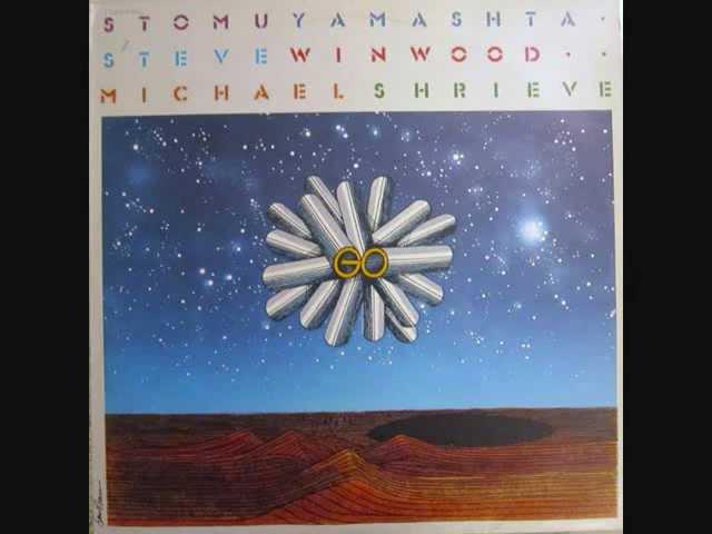 Stomu Yamashta, Steve Winwood Michael Shrieve - Time is here