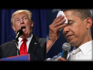 URGENT: DONALD TRUMP JUST CALLED OUT OBAMA FOR HIS SICKEST CRIME YET!