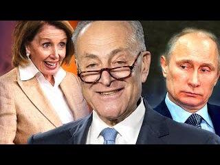 Trump Calls for Immediate Investigation into Nancy Pelosi & Chuck Schumer's Ties with Russia