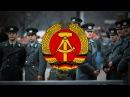 German Democratic Republic 1949 1990 Der offene Aufmarsch
