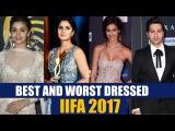 Katrina Kaif, Alia Bhatt, Varun Dhawan IIFA 2017 best and worst dressed