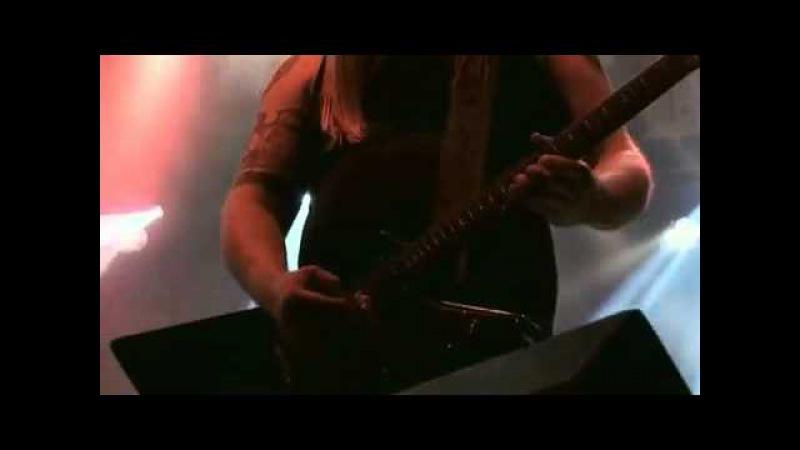 Amon Amarth - Victorious March , Live [ Letra Español ]