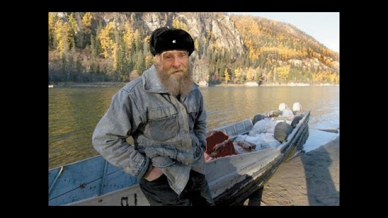 Путешествие к южным Селькупам! Старые отшельники.
