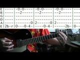 guitar lesson Duane Eddy rebel rouser tab