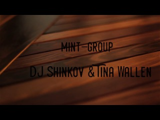 Backstage of photo session  |  Dj Shinkov & Tina Wallen |  Tatiana & Sergey Mint|