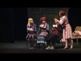 22 05 2017 Детский инклюзивный театр Ассоль показал премьерный спектакль в Театре...