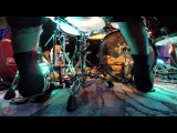 SADIST@Symbolic (DEATH-Cover)-Alessio Spallarossa-Live in Poland 2016 (Drum Cam)