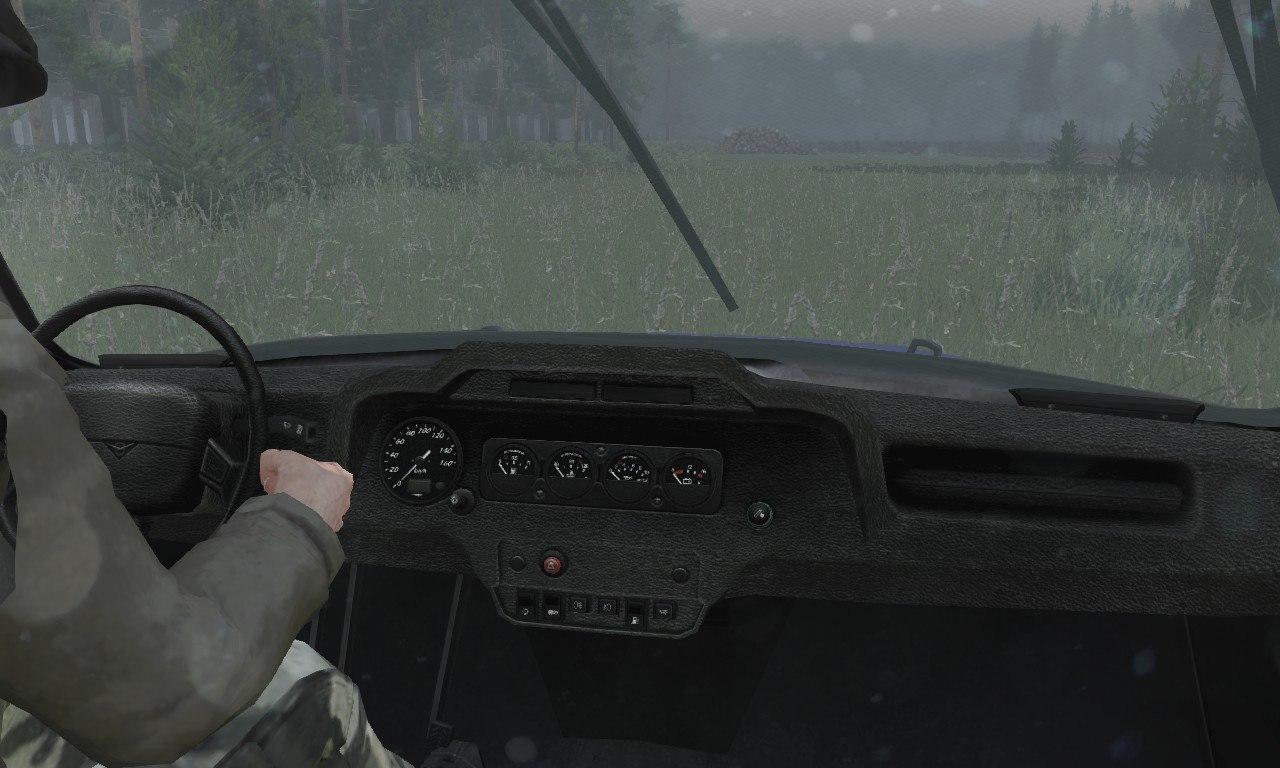 Уаз-2315 для 03.03.16 для Spintires - Скриншот 2