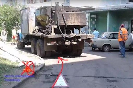 26 июля 9-летний мальчик угодил под грузовик