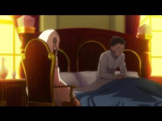 Re: Жизнь в альтернативном мире с нуля | Re: Zero kara Hajimeru Isekai Seikatsu | 1 сезон | 13 серия (Zendos Eladiel) [BDRip]