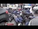 РАЗБОРКИ. Воры в законе приехали на встречу с автоматами Калашникова и боевыми пистолетами