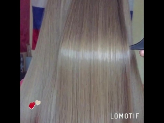 BOTOX honma Tokyo для блондинки @hair_lux_