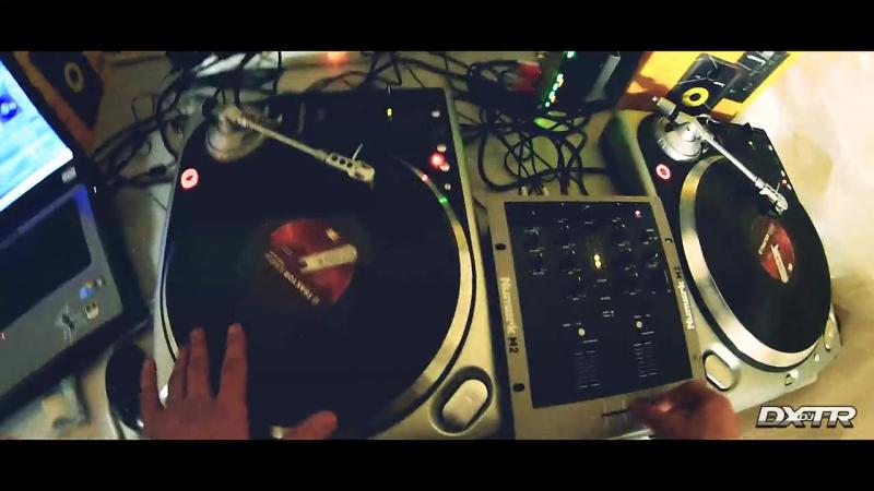 DJ DXTR Live in studio Part II