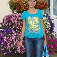 Анкета Анна Холмогорова