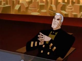 Бэтмен будущего 1 сезон 3 серия