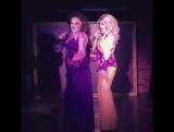 Блонди Бонд и Джина Мартин - Dancing Queen