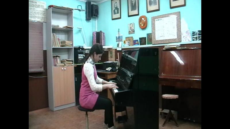 VTS_03_1 музыкалдьная школа. первые шаги маленьких и не очень,юных музыкантов.Урок Сольфеджио- хоровое музицирование