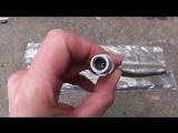Замена тормозных шлангов Mercedes W210 How To Replace Brake Hoses