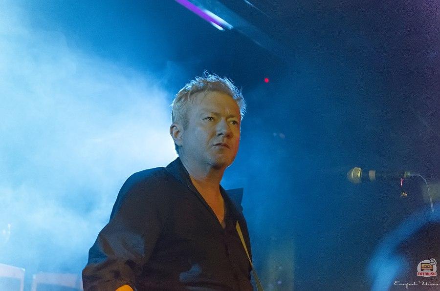 Концерт Gang of Four в Москве